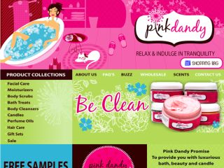 Shop at pinkdandy.com