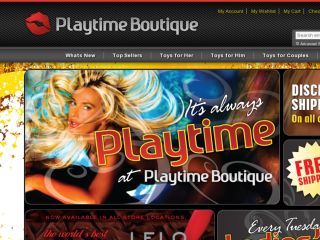 Shop at playtimeboutique.com