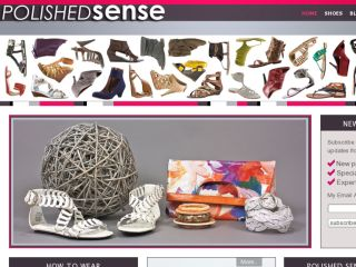 Shop at polishedsense.com