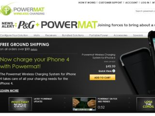 Shop at powermat.com