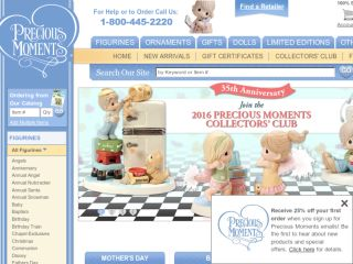 Shop at preciousmoments.com