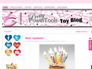 Shop at prettypowertools.com