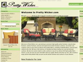 Shop at prettywicker.com