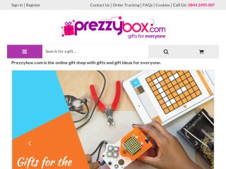 Shop at prezzybox.com