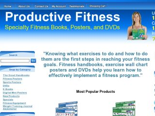 Shop at productivefitness.com
