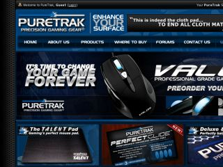 Shop at puretrak.com