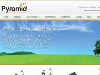 Shop at pyramidoutdoor.co.uk