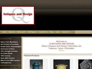 Shop at qantiquesanddesign.com