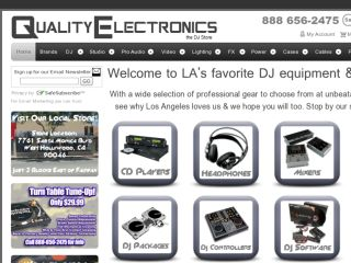 Shop at qualityelectronics.net