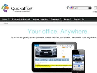 Shop at quickoffice.com