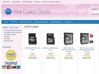 Shop at r4cards.co.uk