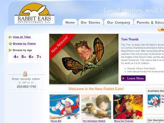 Shop at rabbitears.com