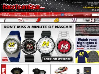 Shop at raceteamgear.com