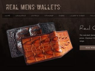 Shop at realmenswallets.com