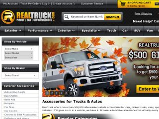 Shop at realtruck.com