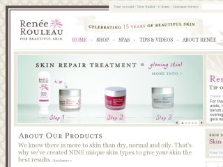 Shop at reneerouleau.com