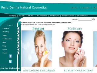 Shop at renuderma.com