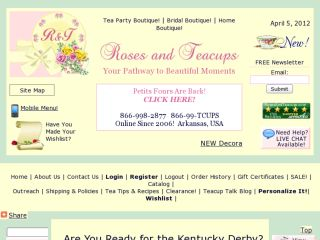 Shop at roses-and-teacups.com