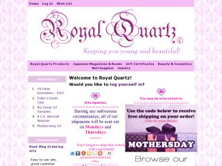 Shop at royalquartz.com