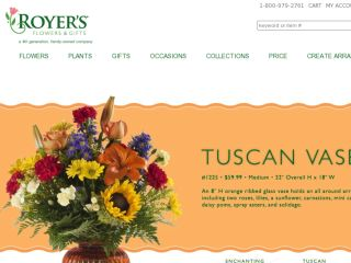 Shop at royers.com