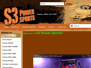 Shop at s3powersports.com