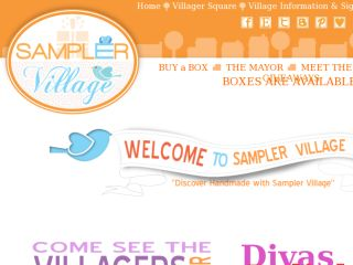 Shop at samplervillage.com