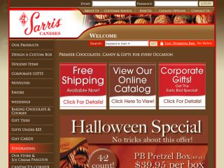 Shop at sarriscandies.com