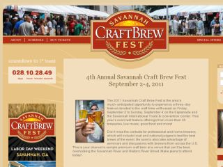 Shop at savannahcraftbrewfest.com
