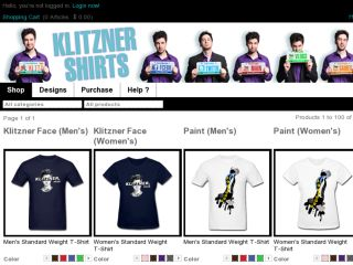 Shop at seanklitzner.spreadshirt.com