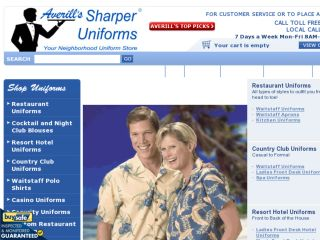 Shop at sharperuniforms.com