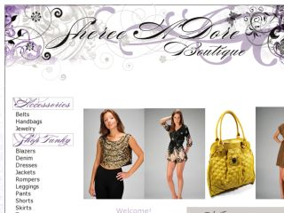 Shop at shereeadoresboutique.com