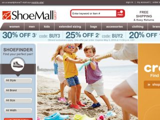Shop at shoemall.com