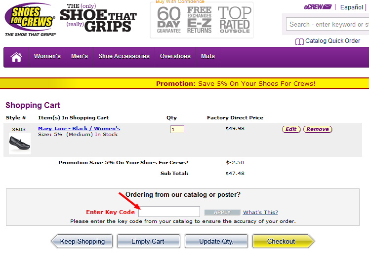 Onlineshoes com coupon codes