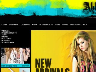 Shop at shop.abbeydawn.com