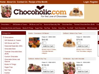 Shop at shop.chocoholic.com