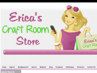 Shop at shop.ericascraftroom.com