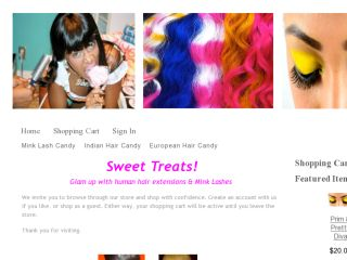 Shop at shop.ilovehaircandy.com