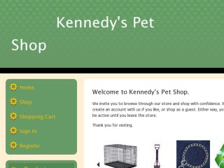 Shop at shop.kennedyspetshop.com