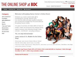 Shop at shopbdc.com