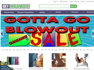Shop at shopgetorganized.com