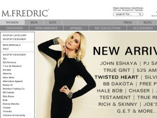 Shop at shopmfredric.com
