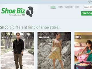 Shop at shopshoebiz.com