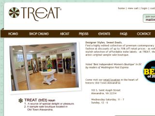 Shop at shoptreat.com