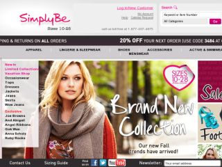 Shop at simplybe.com
