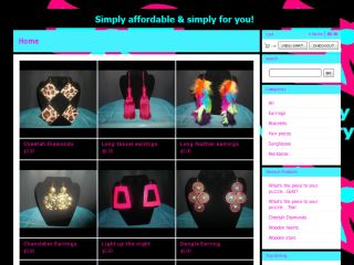 Shop at simplyshiek.bigcartel.com