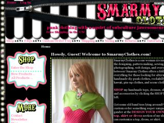 Shop at smarmyclothes.com