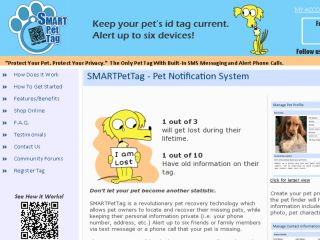 Shop at smartpettag.com