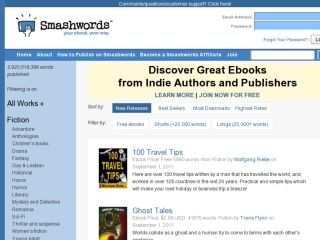 Shop at smashwords.com