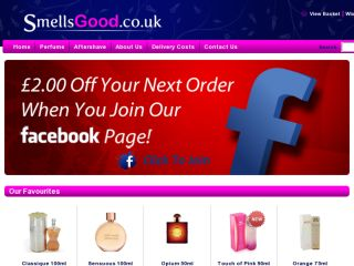 Shop at smellsgood.co.uk