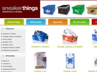 Shop at sneakerthings.com